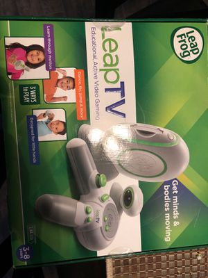NEW leap TV for Sale in Downey, CA