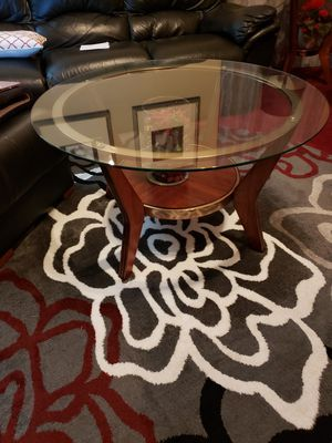 Glass coffee and end tables for Sale in La Vergne, TN