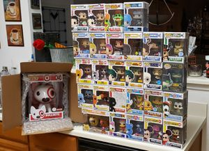 Funko pops for sale flocked, chase, and exclusives for Sale in Saginaw, TX