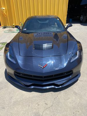 Chevy corvette 2016, 29,000 miles! for Sale in Fort Worth, TX