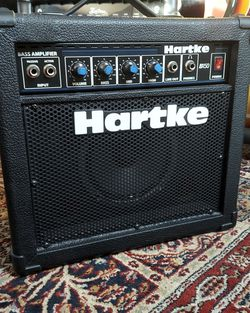 Hartke B150 Bass Guitar Amp New ! $80 Or Best Offer for Sale in Fort Lauderdale,  FL
