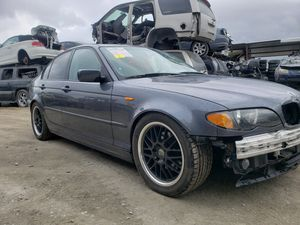 """2003 BMW 325I PARTING OUT """"M56"""" for Sale in Fontana, CA"""