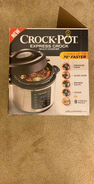 Crock Pot $40 (Never used/NEW) for Sale in Tualatin, OR