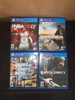 PS4 Games for Sale in Garden City, MI