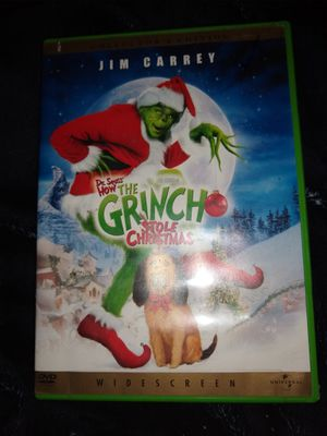 How the Grinch stole Christmas for Sale in Everett, WA