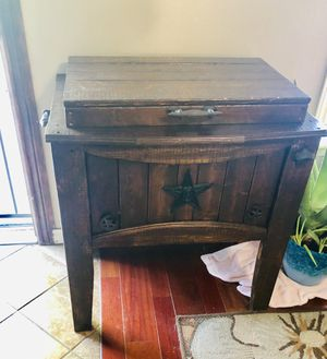 Rustic Handmade Cooler for Sale in Dallas, TX