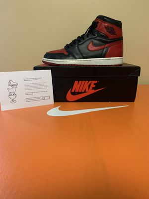 Jordan 1 banned 2016 for Sale in Mount Vernon, OH