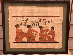 Egyptian Art Work for Sale in New York, NY