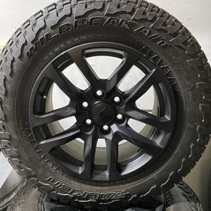 """Chevy Wheels 18"""" With Falken Tires for Sale in Laguna Woods, CA"""