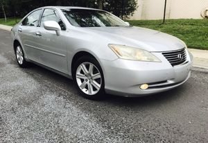 $6500 FIRM •• 2007 Lexus ES 350• Two PIPES • Bluetooth for Sale in Silver Spring, MD
