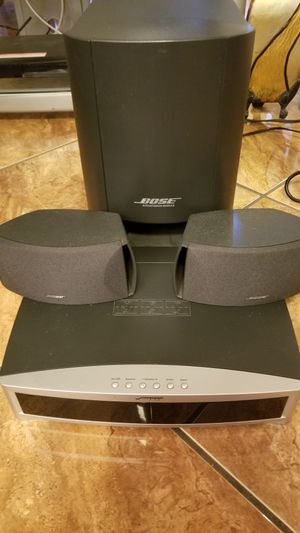 Bose PS3-2-1 Speaker System. for Sale in Phoenix, AZ