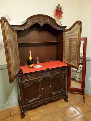 Antique Armoire / Bar for Sale in Miami, FL