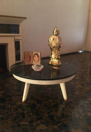 Ideal Petite Princess Dollhouse Furniture - Occasional Table set for Sale in Chula Vista, CA