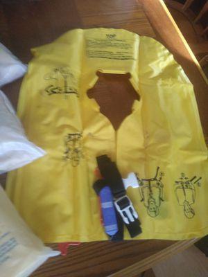 Four Adult/Child Life Preserver Vests LifeJackets for Sale in Orlando, FL
