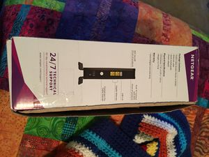 N300 WiFi cable modem router for Sale in Houston, TX