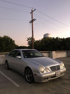 2001 Mercedes E430 for Sale in Chico, CA