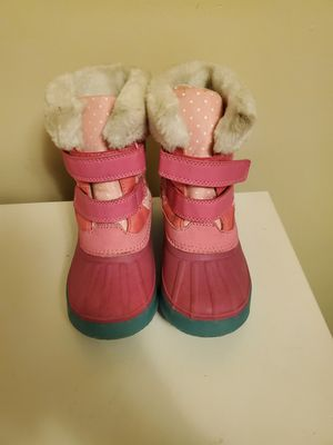 Snow boots for kids for Sale in INVER GROVE, MN