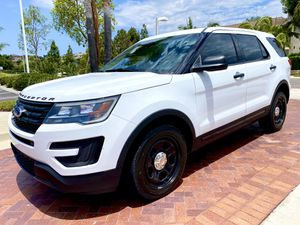 2016 FORD EXPLORER POLICE INTERCEPTOR ECOBOOST TWIN TURBO for Sale in San Diego , CA