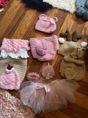 Newborn photography props for Sale in Dixon, CA