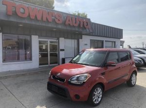 2012 Kia Soul $1000 Down Payment for Sale in Nashville, TN