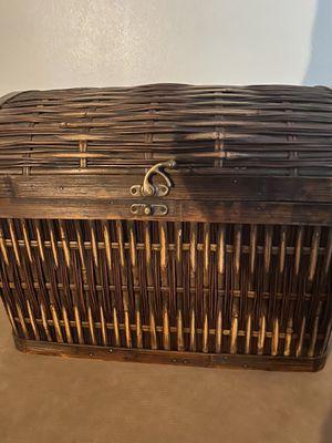 Nice storage basket for Sale in Clackamas, OR