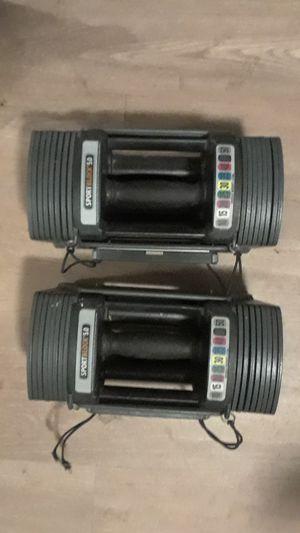 Sport block 50lbs universal weighs for Sale in Alexandria, VA
