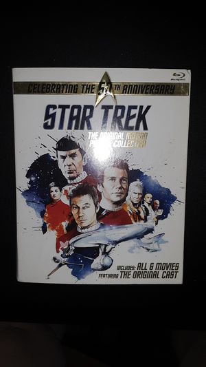 Star trek the original motion picture collection for Sale in Athens, PA