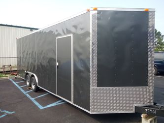 VNOSE ENCLOSED TRAILERS NEW 20FT 24FT 28FT 32FT RACE CAR for Sale in Fresno,  CA