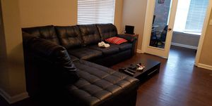 Nice sectional! No damages. for Sale in Durham, NC