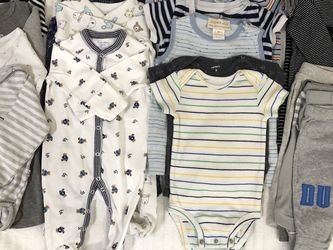 Baby Boy Clothes - 22 Pcs (6 Months) for Sale in Altamonte Springs,  FL