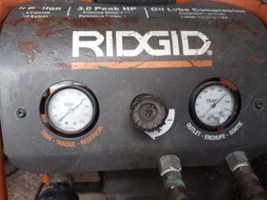Rigid Air Compressor for Sale in Atlanta, GA