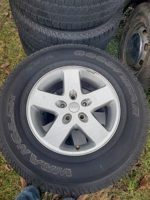 Jeep wheels for Sale in Reva, VA