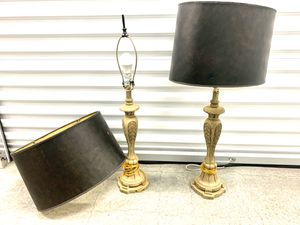 Vintage lamps for Sale in Bothell, WA