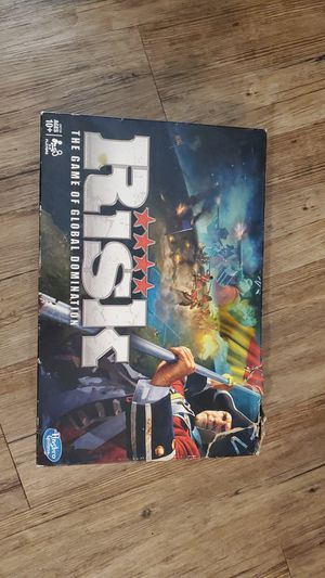 Risk board game for Sale in Mountain View, CA