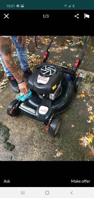 Craftman lawn mower..150 for Sale in Providence, RI