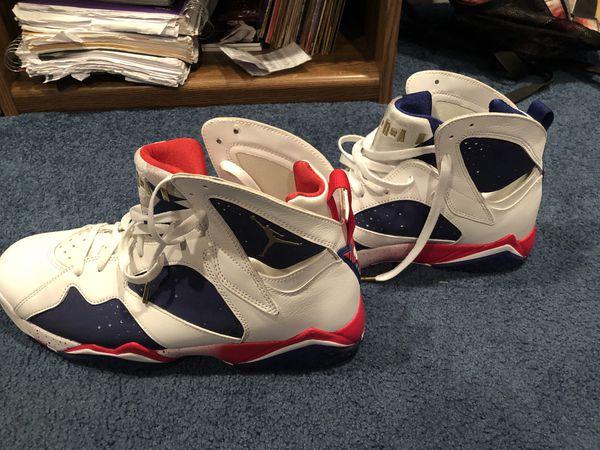 Air Jordan Olympic 7
