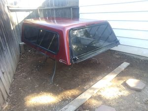 1998 Ford ranger camper shell for Sale in Sacramento, CA