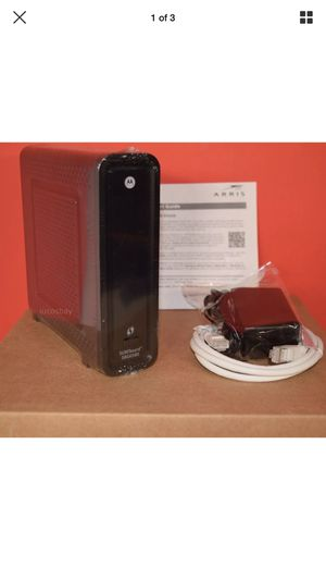 Motorola SBG6580 DOCSIS 3.0 Cox for Sale in San Diego, CA