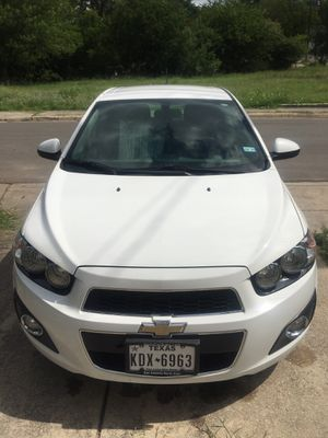 2016 Chevy Sonic LTZ (As Is) for Sale in San Antonio, TX