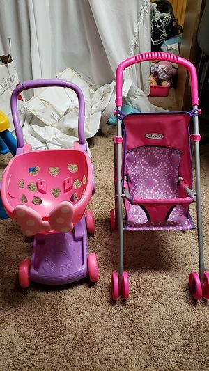 Toy stroller and store cart for Sale in Florissant, MO