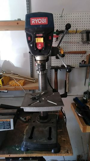 "Ryobi 10"" drill press for Sale in Godfrey, IL"
