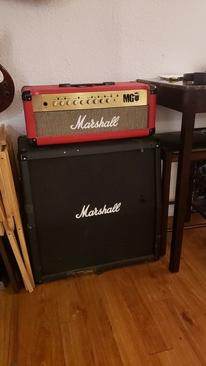 Marshall Amp MG100FX for Sale in Houston, TX