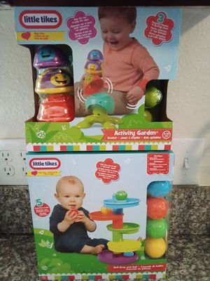 Baby little tikes toys for Sale in Riverside, CA
