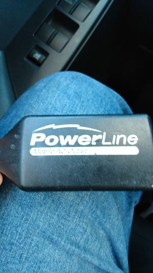 Power line mobile ac outlet for Sale in VERNON ROCKVL, CT