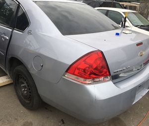 2006 Chevy Impala Part Out for Sale in Lodi, CA