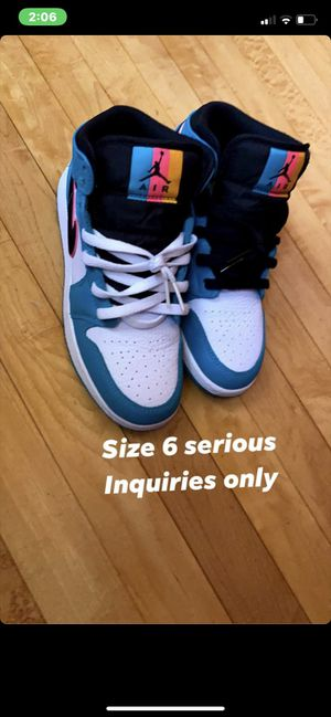 Jordan South Beach 1s for Sale in Milwaukee, WI