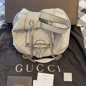 Gucci Guccissima Emily Hobo Bag for Sale in Dallas, TX