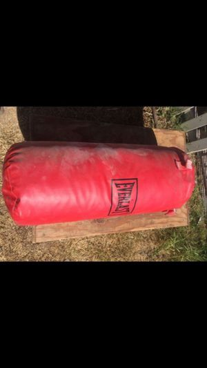 PUNCHING BAG : WEIGHTS 50LBS for Sale in San Diego, CA