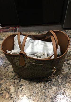 Michael Kors purse tote bag for Sale in Denton, TX