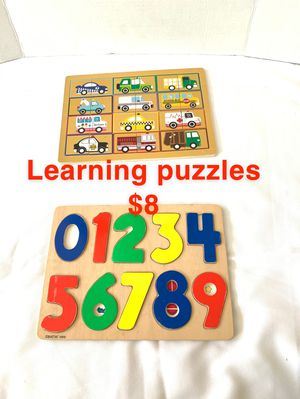 Leaning puzzles for Sale in Elk Grove, CA